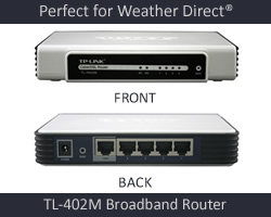 TL-R402M Router